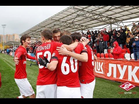 Топ-10 голов «Спартака-2» в 2014 году