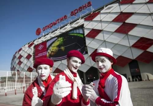 «Спартак» и«Уфа» сыграли вничью впервом матче чемпионата России